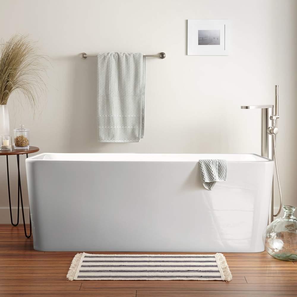Freestanding badkuip met klassiek design in hars Andro