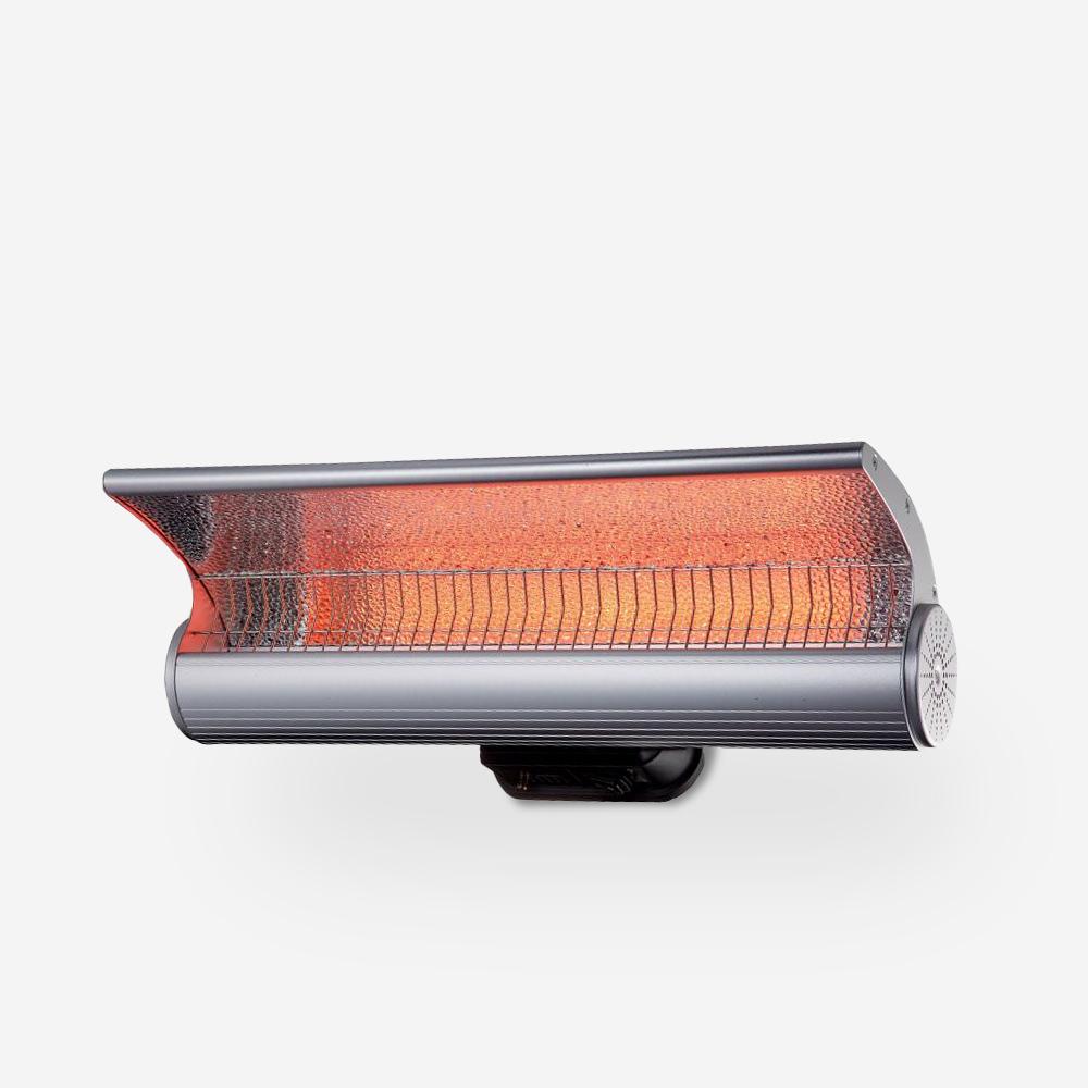 Infrarood wandverwarming interne externe verwarming Lys