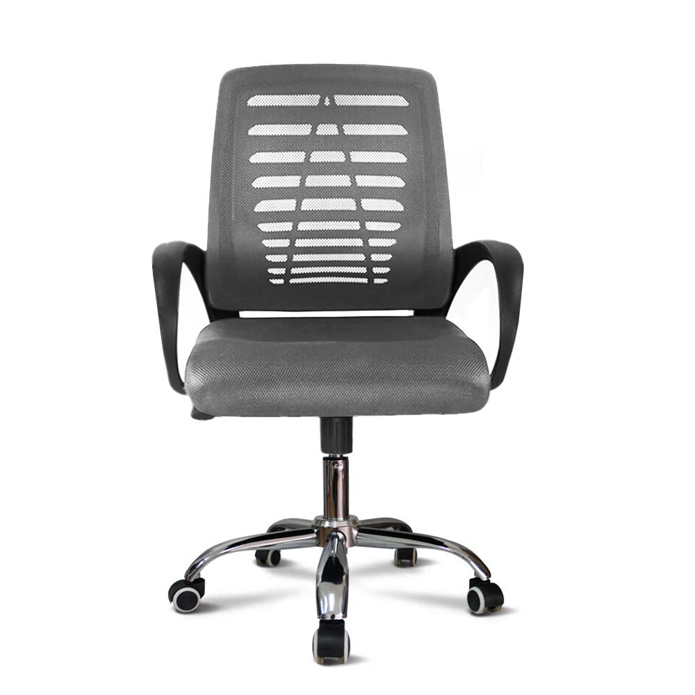Ergonomische draaibare bureaustoel bekleed met ademende stof Opus Moon